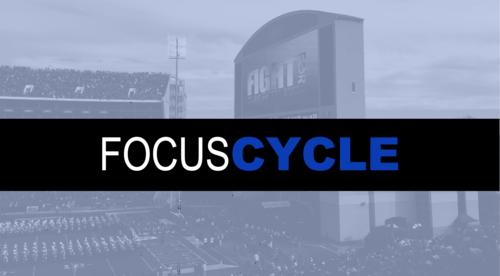 Week 1 - Focus Cycle