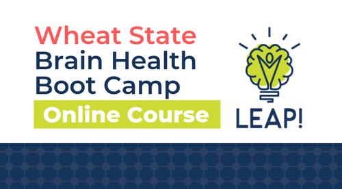 Wheat State Brain Health Boot Camp
