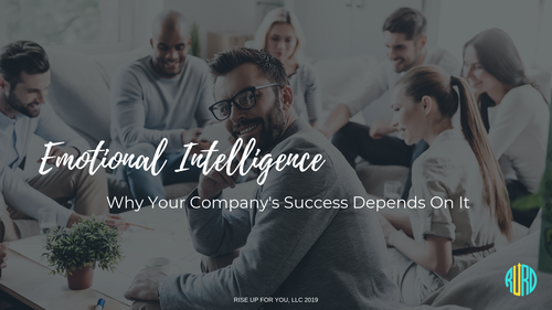 Certified Training: Emotional Intelligence- Why Your Success Depends on It!