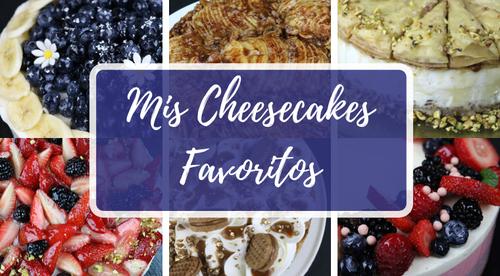 Recetario Digital Mis Cheesecakes Favoritos