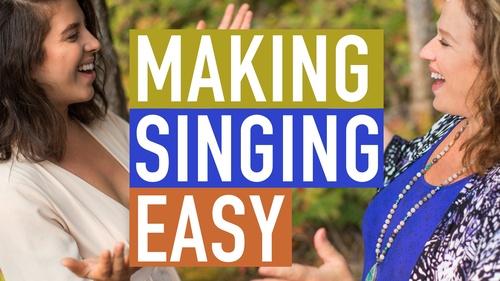 Making Singing Easy