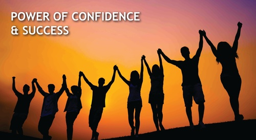 Lecture: Power of Confidence & Success