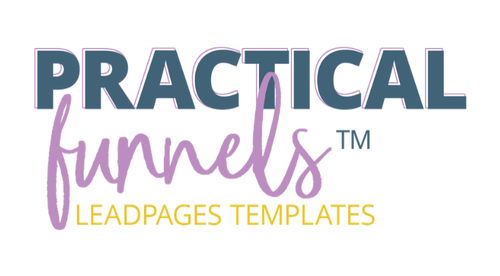 Practical Funnels™ LeadPages Templates