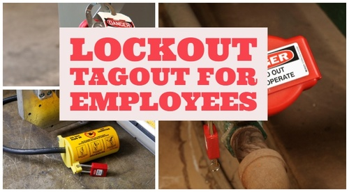 Lockout Tagout For Employees