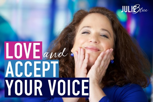 Love and Accept Your Voice Hypnosis