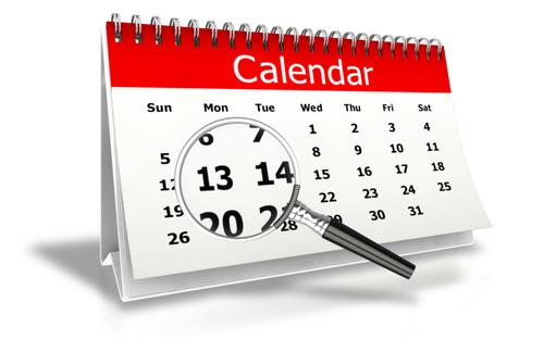 Kalender opleidingen en bijscholingen
