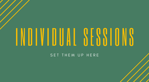 Individual Session Sign UP