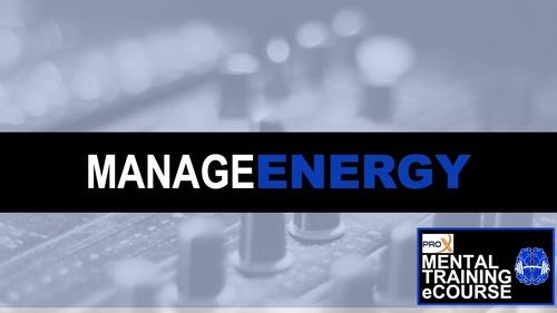 Week 3: Energy