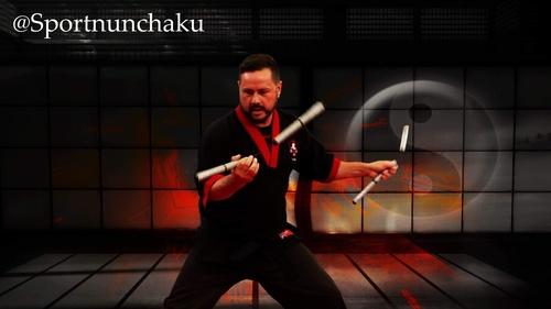 Become a White Belt in Sport Nunchaku