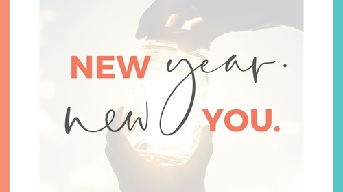 New Year, New You.