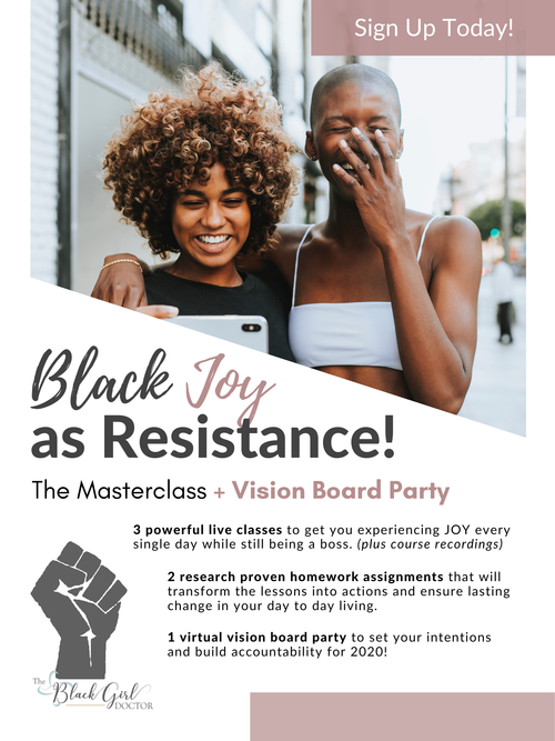 Black Joy as Resistance