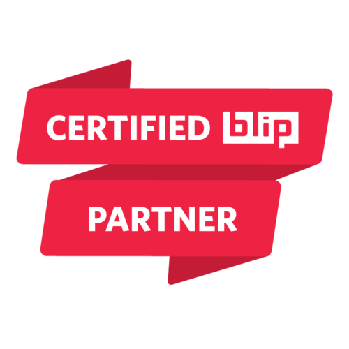Blip Certified Partner - Exam