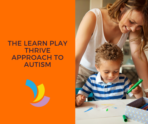 The Learn Play Thrive Approach to Autism (Asheville)
