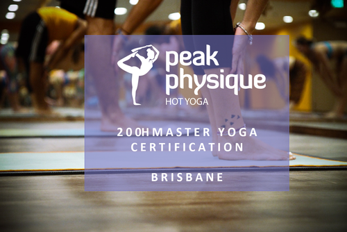 200h Master Yoga Certification Training Brisbane April/May