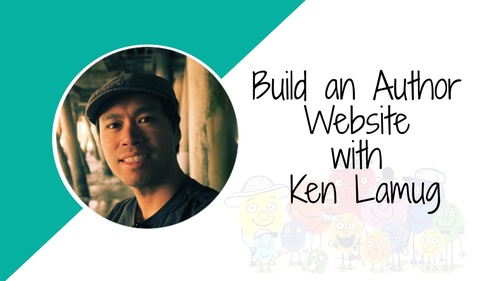 INTENSIVE: Building Author Website with Ken Lamug