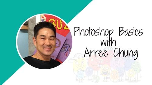 INTENSIVE: Photoshop Basics with Arree Chung