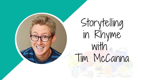 INTENSIVE: Storytelling in Rhyme with Tim McCanna