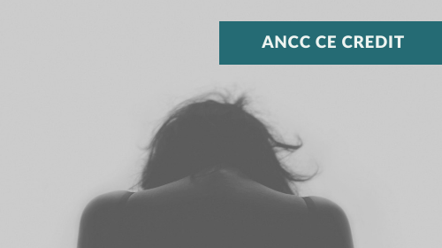 Removing the Shame and Stigma of Substance Use Disorder / Addiction (RSS-SUD) —  ANCC 3.0 CE Credits