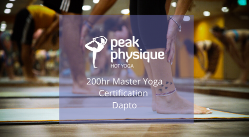 200h Master Yoga Certification Training Dapto