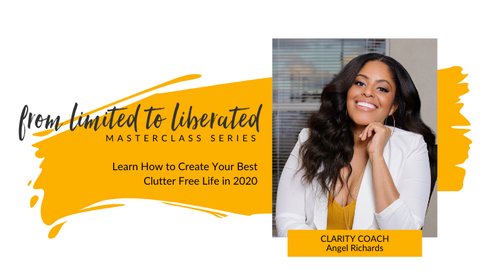 From Limited to Liberated Masterclass Series