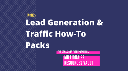 Lead Generation & Traffic How-To Packs (Coming Soon)