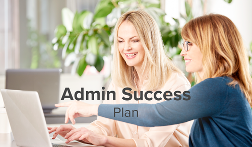 Admin Success Plan