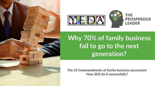 The 10 Commandments of Family Business Succession Mini Course