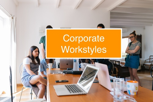 Corporate Workstyles