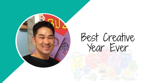 INTENSIVE: Best Creative Year