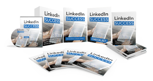 LinkedIn Success Video Course & Bonus Guides