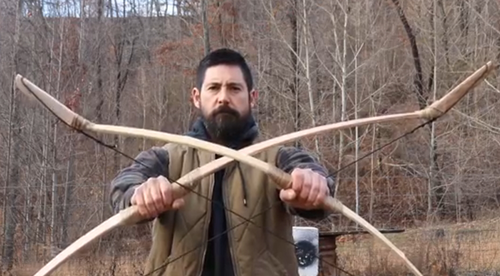 How to Build the Ultimate All Wood Composite Recurve Bow (+ BONUS: How to Build a Bamboo Horse Bow)