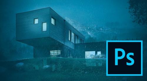 Photoshop CC for Architects [Jan.2020]