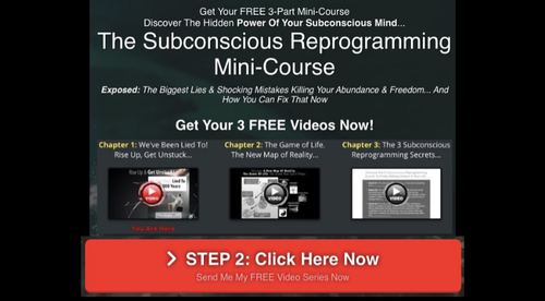 FREE MINI-COURSE: Subconscious Reprogramming