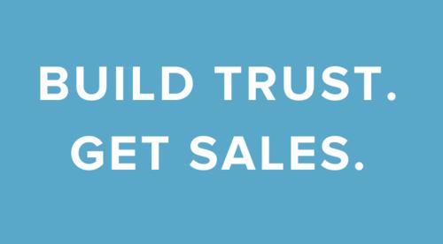 Trust Building Sales Copy