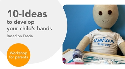 10-ideas to develop your child's hands