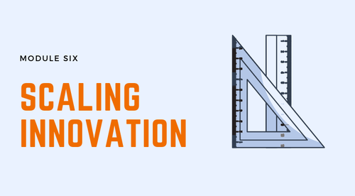 Scaling Innovation
