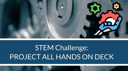 STEM Challenge - Project All Hands On Deck