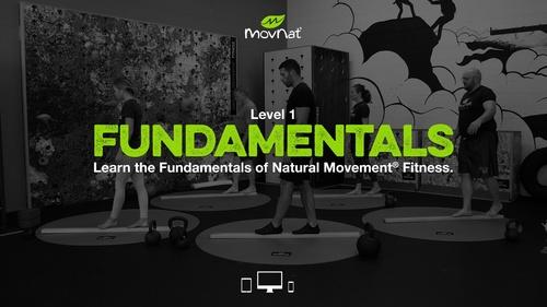 MovNat® Level 1 Fundamentals