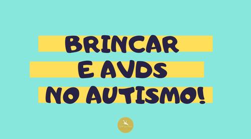 |Recursos| Terapia Ocupacional no Autismo