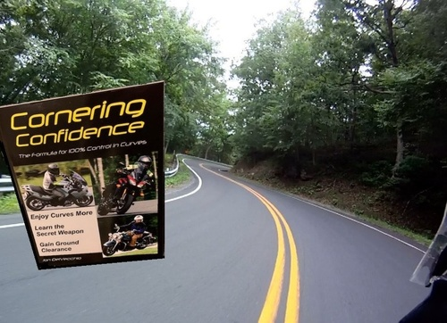 Cornering Confidence: The Formula for 100% Control in Curves + Book (USA only)