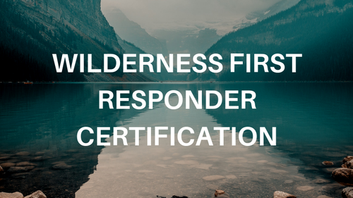 WFR Recertification with Practical Training Verification