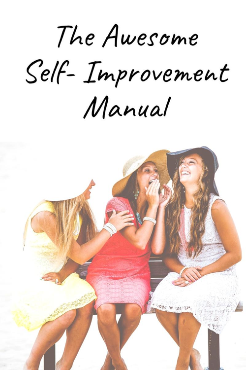 The Awesome Self Development Manual
