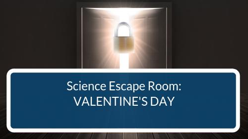 Valentine's Day Season 2 Escape Room