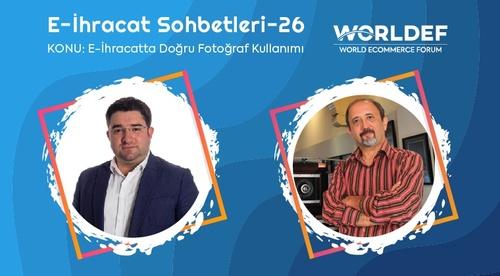 Webinar 26 | Aydın Karadöller - E-İhracatta Doğru Fotoğraf Kullanımı