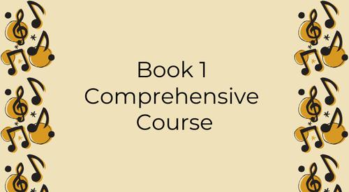 Book 1 Comprehensive Course