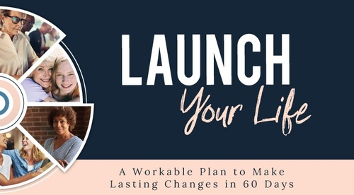 Launch Your Life: A Workable Plan to Make Lasting Change in 60 Days