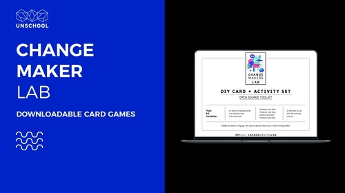 Toolkit | FREE ChangeMakers Lab Card Games