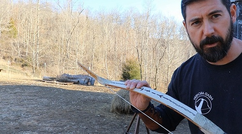 How to Back a Bow: Learn the simplest and most inexpensive ALL NATURAL bow backing secret.