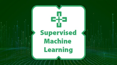Certification: Supervised Machine Learning