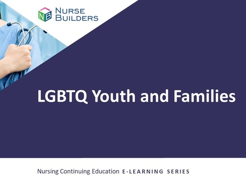 LGBTQ Youth and Families